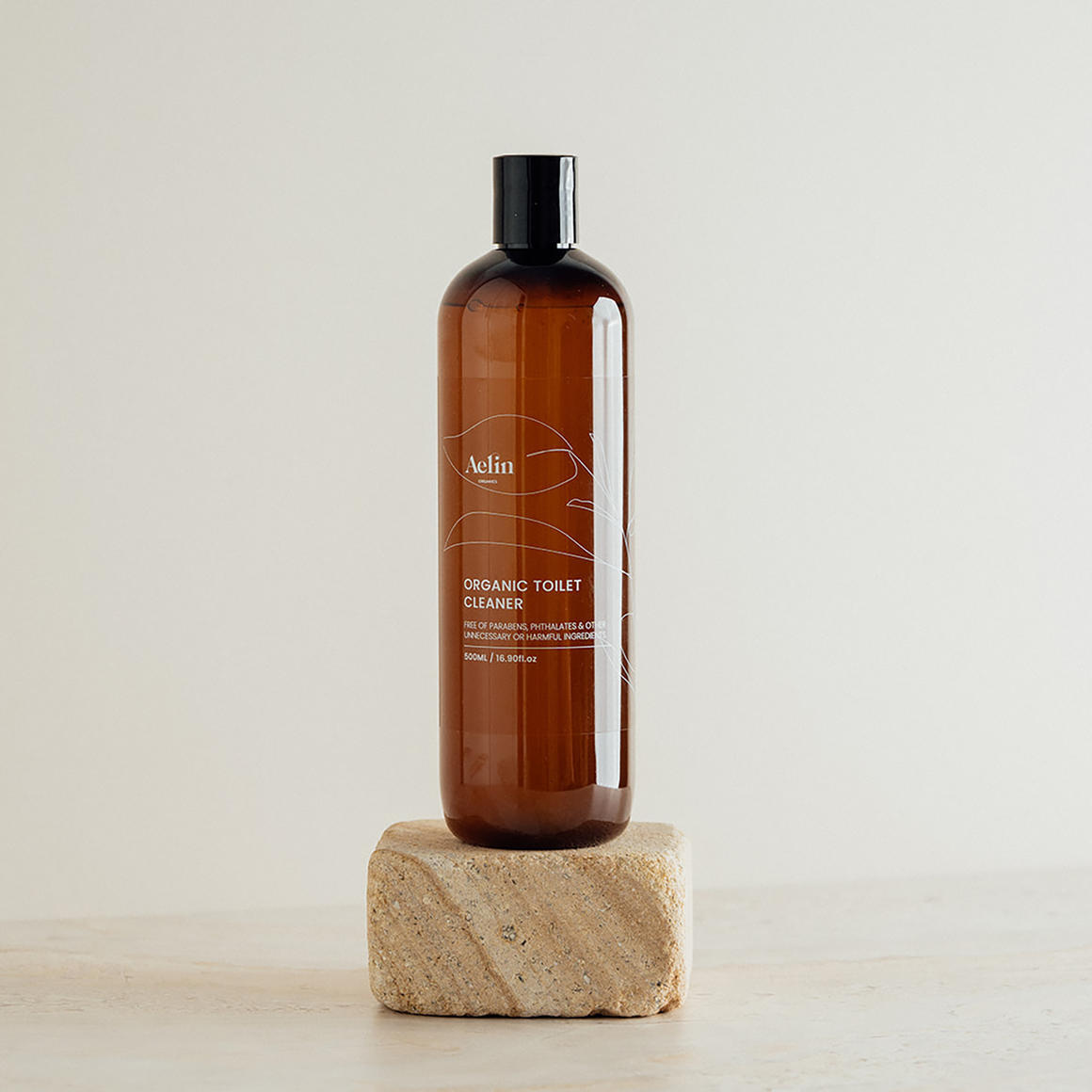 Certified Organic Toilet Cleaner - 500ml   Trada Marketplace