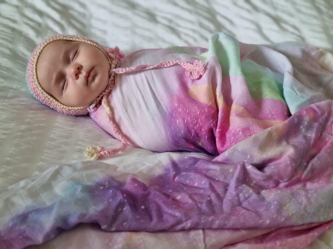 Stardust' Bamboo Baby Wrap   Trada Marketplace