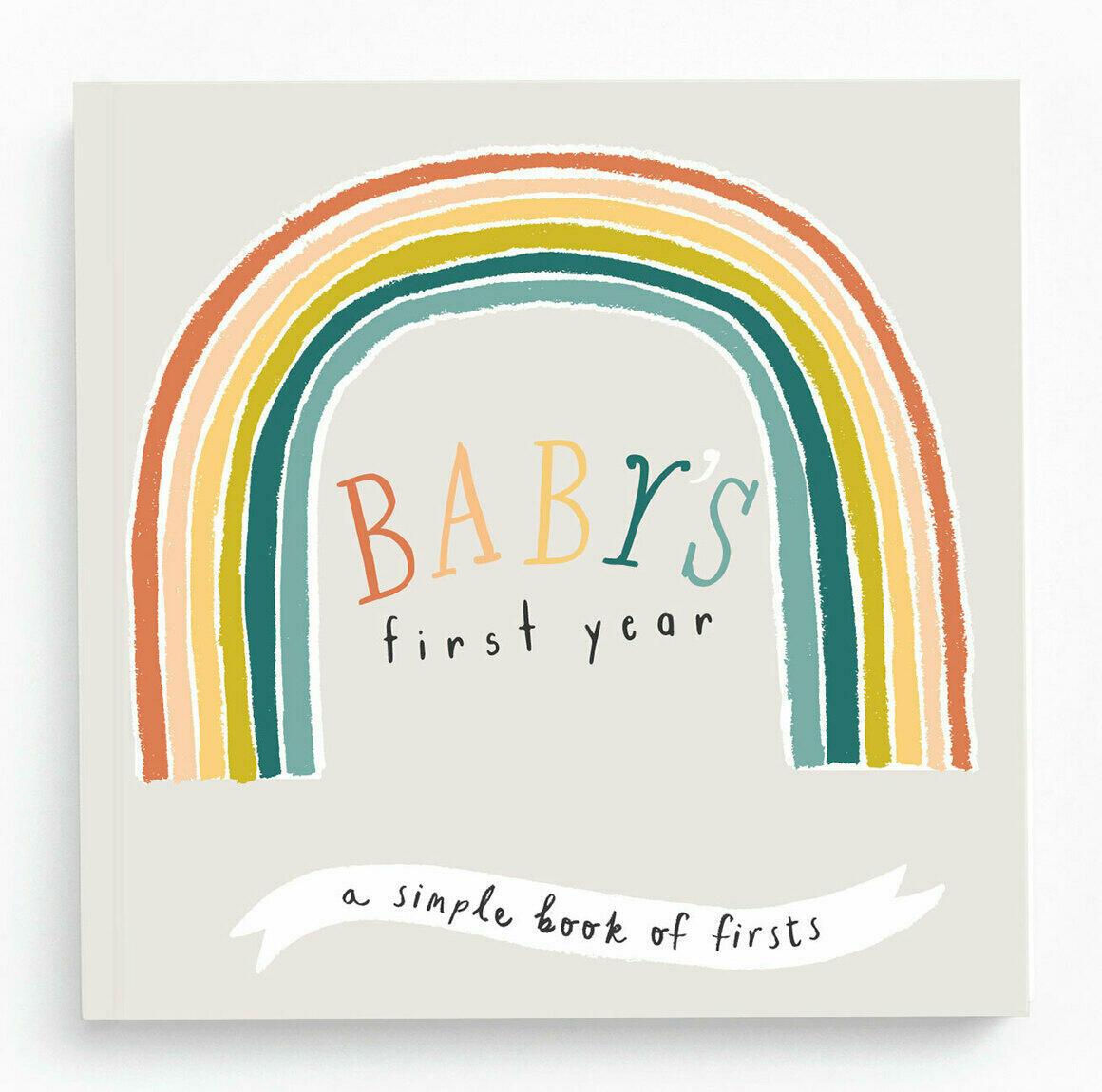 Little Rainbow Memory Book | Trada Marketplace