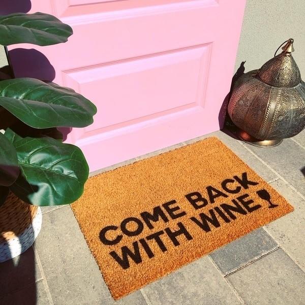 Walk All Over Me Doormats | Trada Marketplace