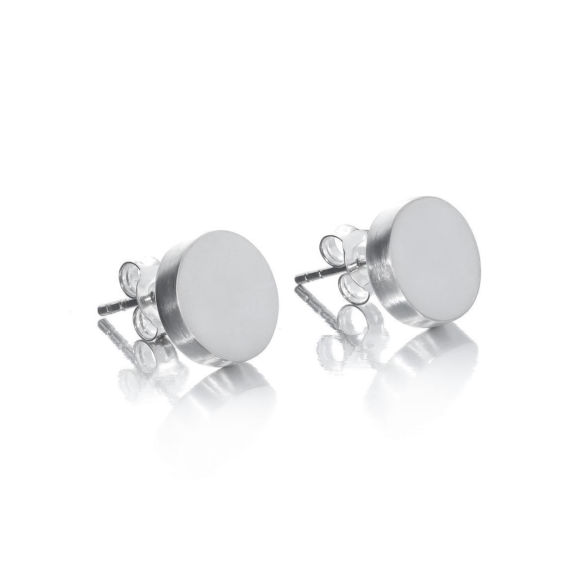 Small Disc Earrings | Trada Marketplace