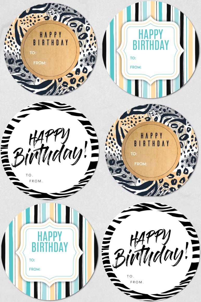 MIXED BIRTHDAY PACK 1 | Trada Marketplace