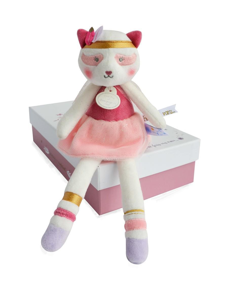 cat doll 26cm + gift box   Trada Marketplace