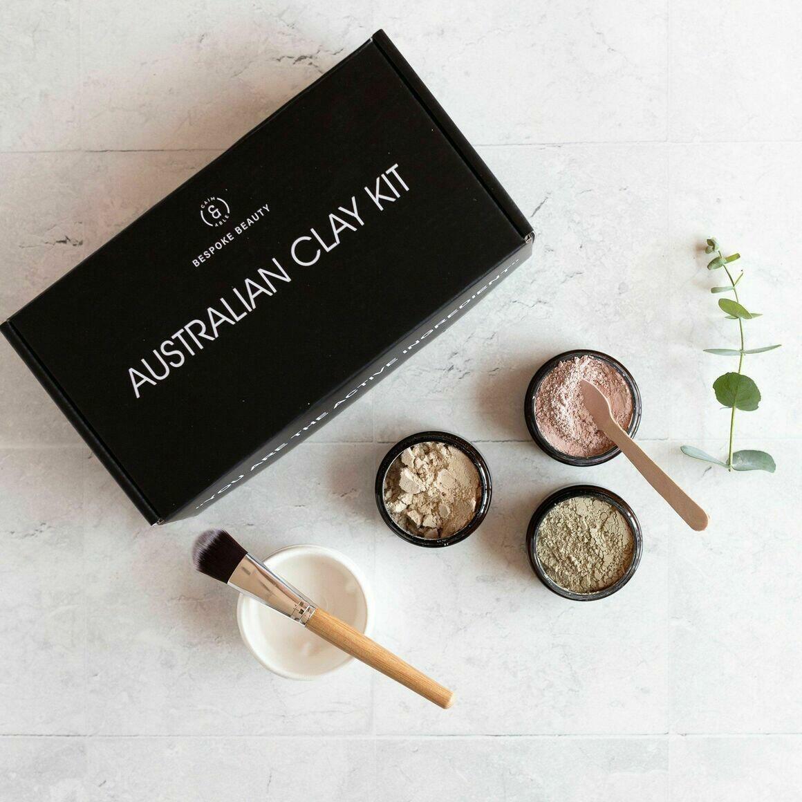 Bespoke Clay Beauty Kit | Trada Marketplace
