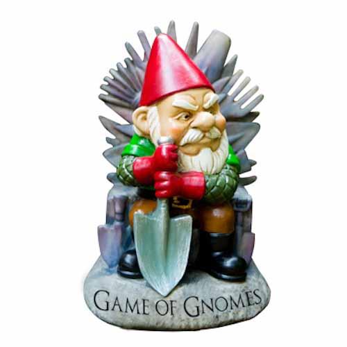 BigMouth Game Of Gnomes Garden Gnome   Trada Marketplace