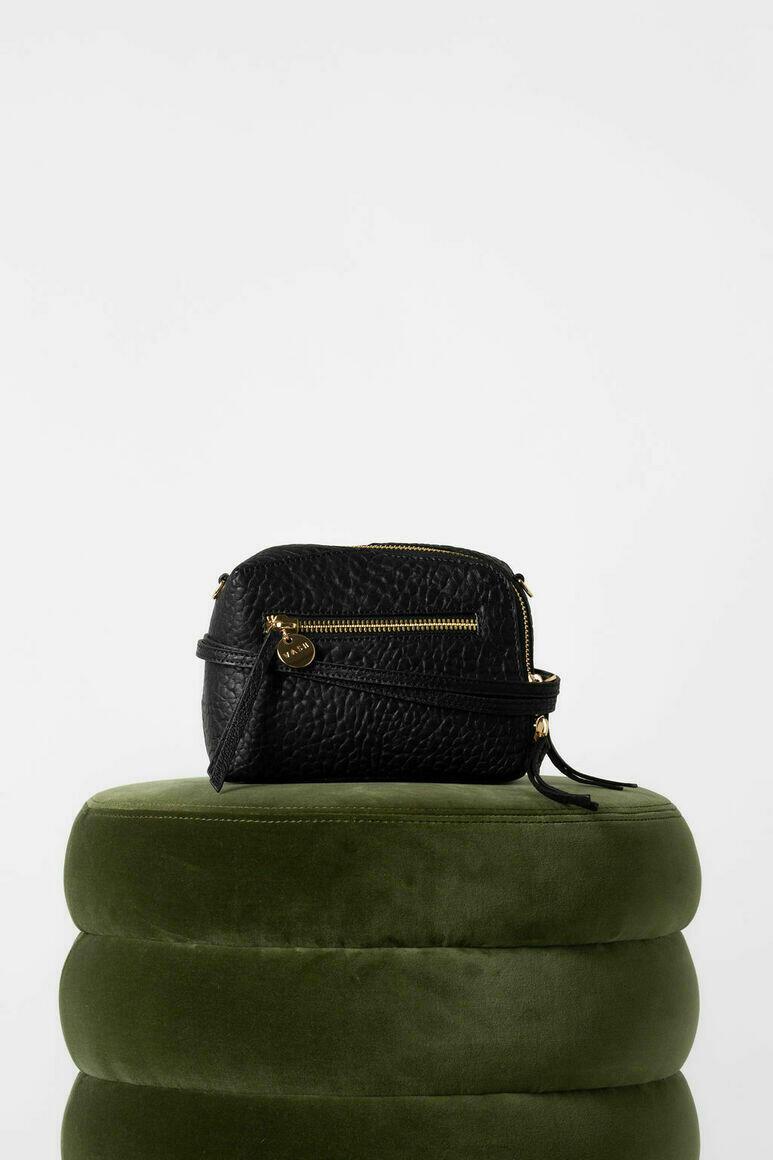 Izar Mini Crossbody Bag in Black   Trada Marketplace