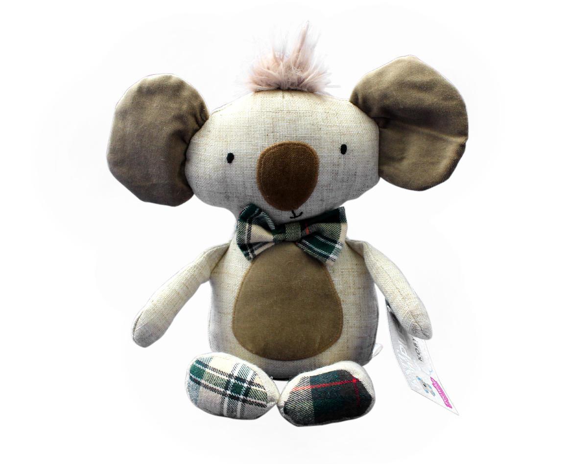 Plush Toy Koala - Bow Tie    Trada Marketplace