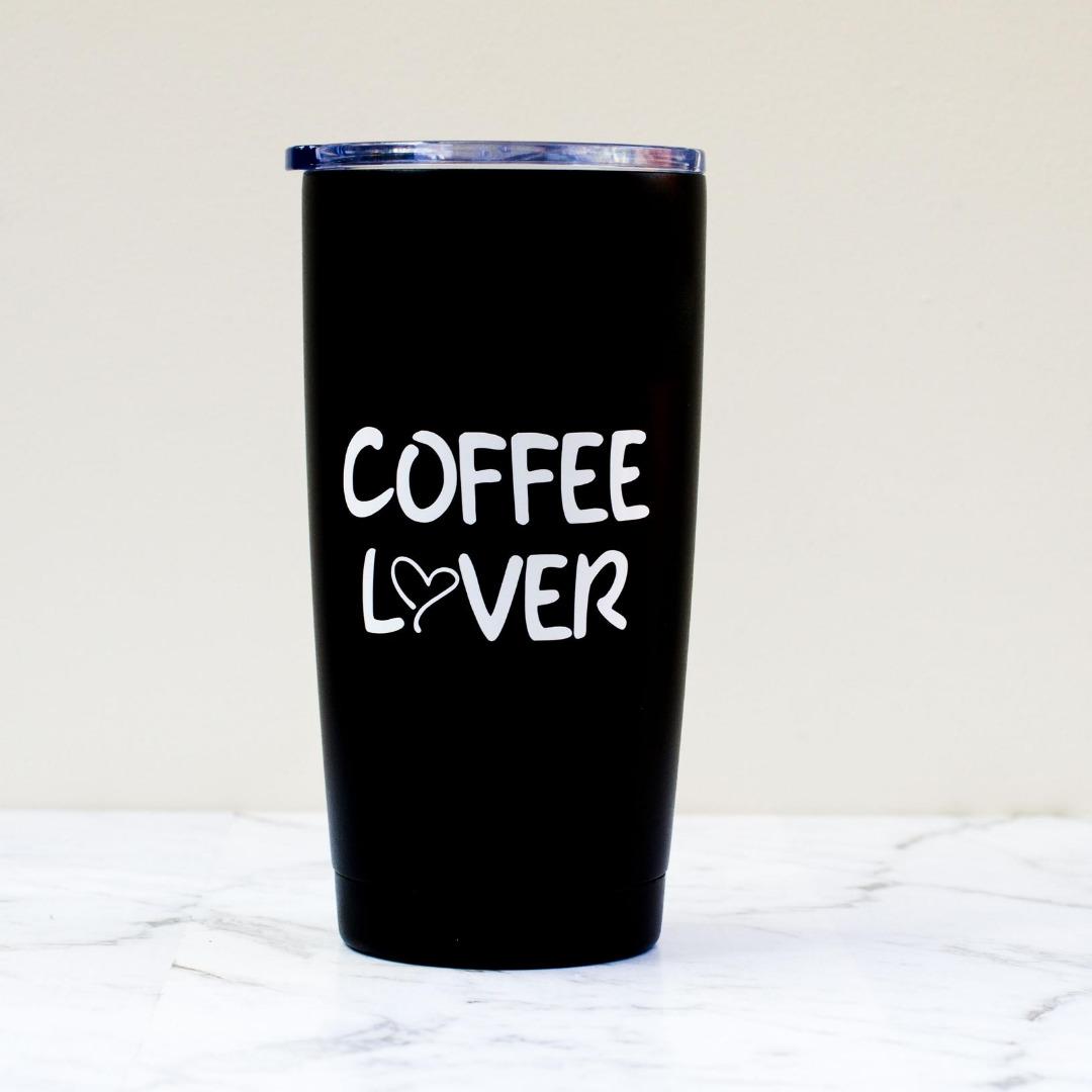 COFFEE LOVER Infinity Tumbler - Mix   Trada Marketplace