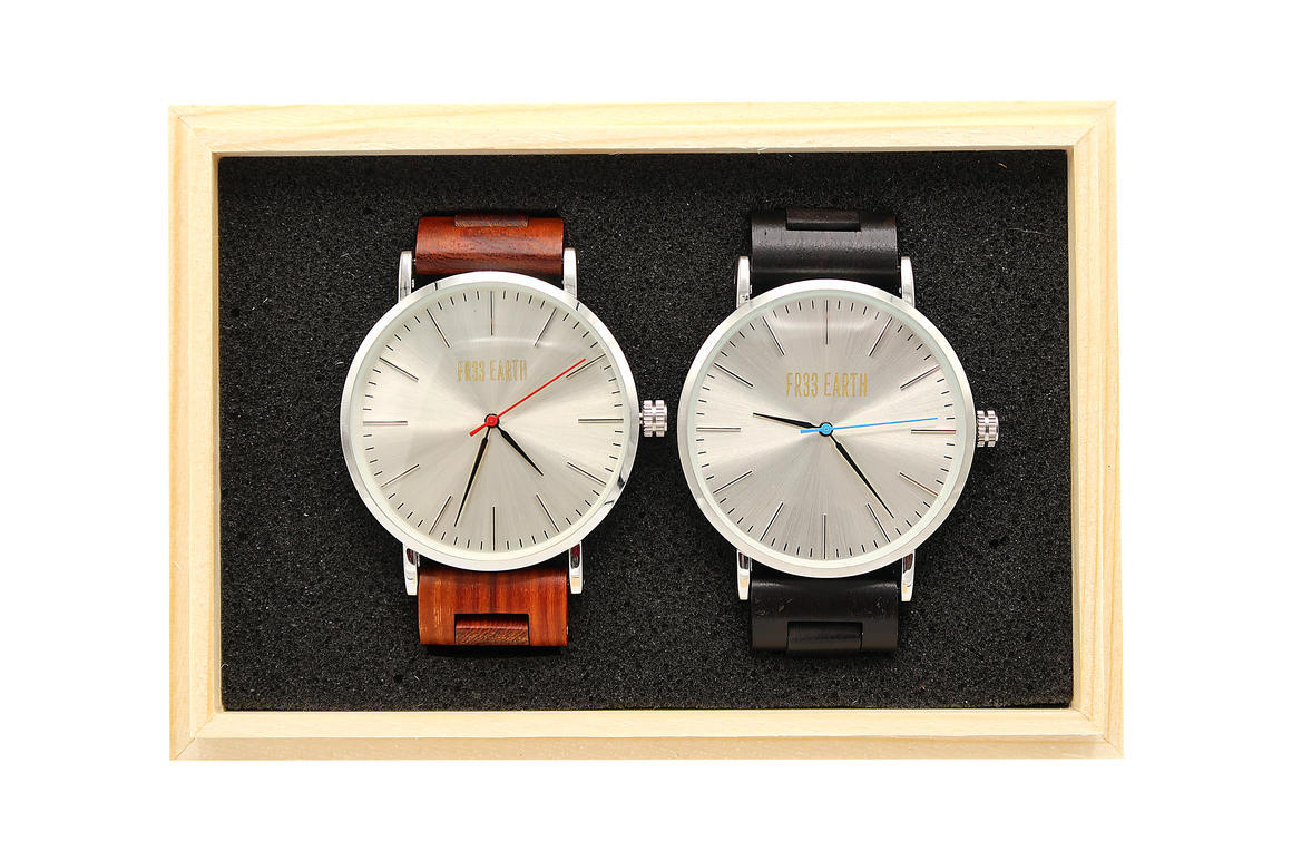Couple Watches 2 ( Earth + Evening) | Trada Marketplace