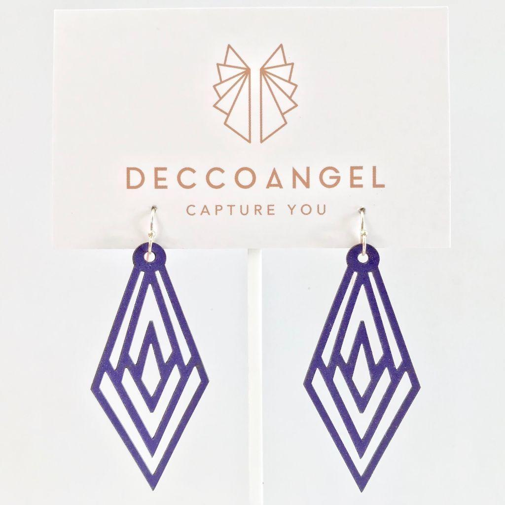 Losanges Earrings | Trada Marketplace