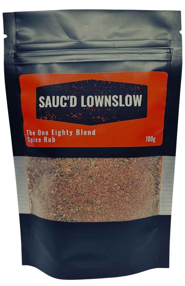 The One Eighty Blend Spice Rub | Trada Marketplace