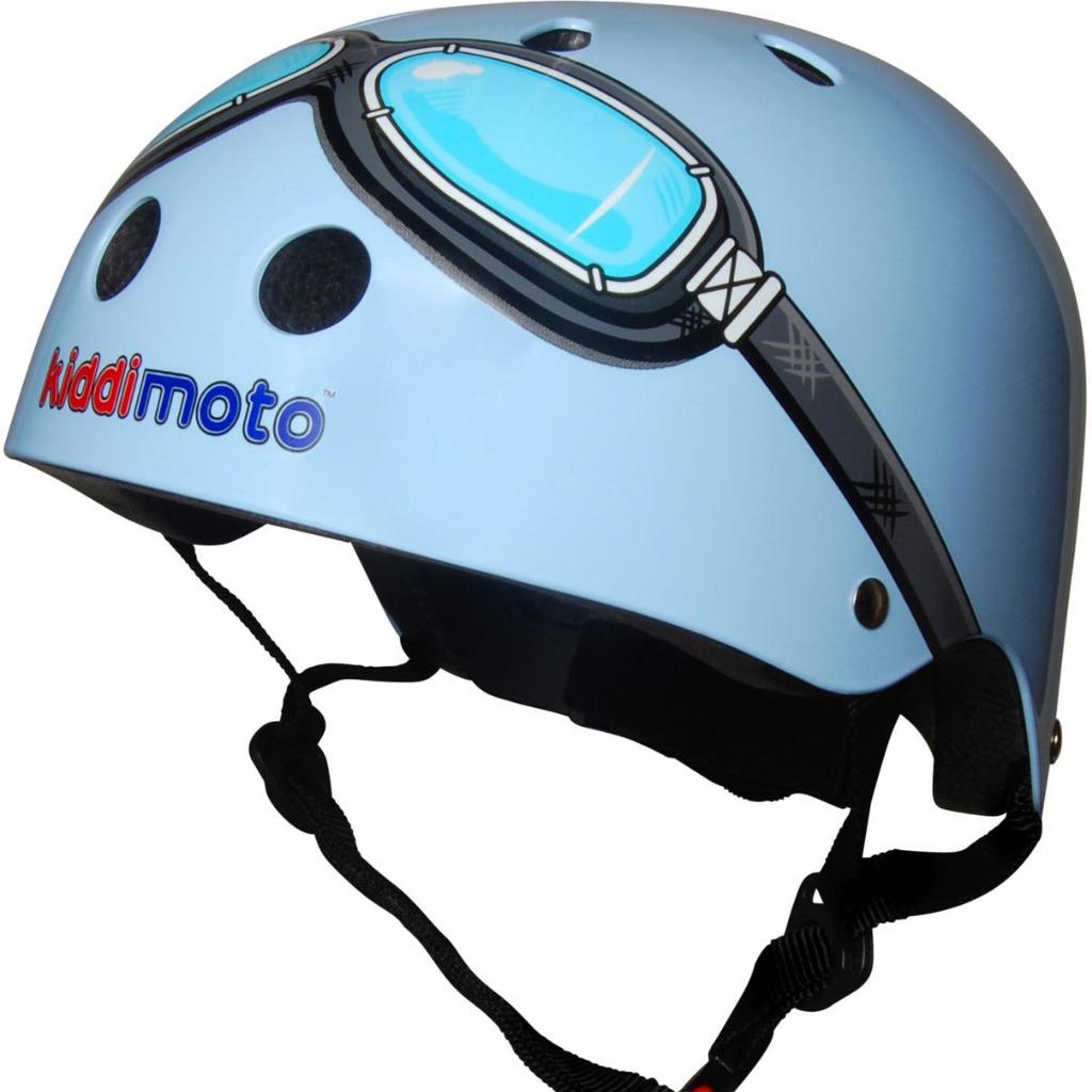 Blue Goggle Helmet | Trada Marketplace