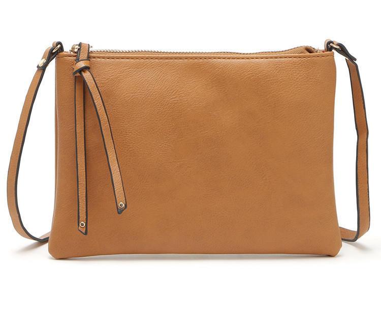 THSB1003: Caramel: Avalon Cross Bag | Trada Marketplace