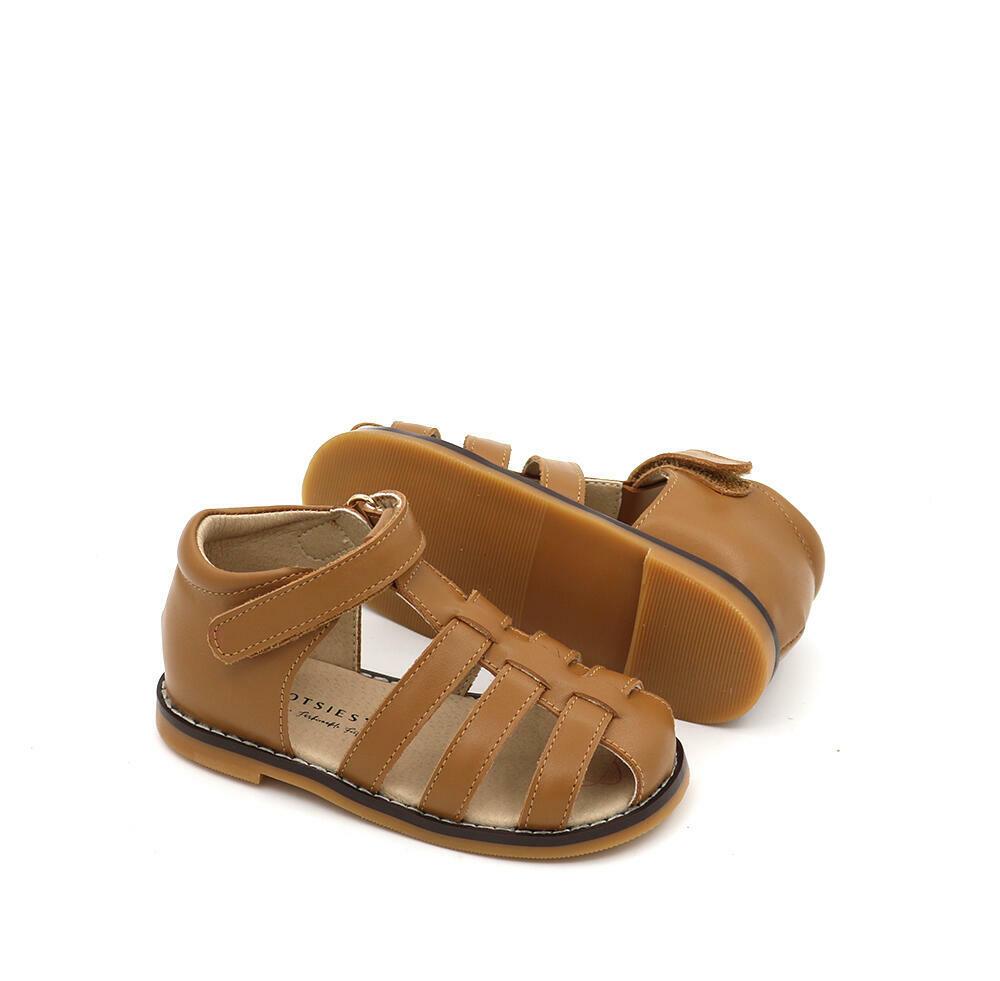 Harlow Sandals - Brown (NEW DESIGN) | Trada Marketplace