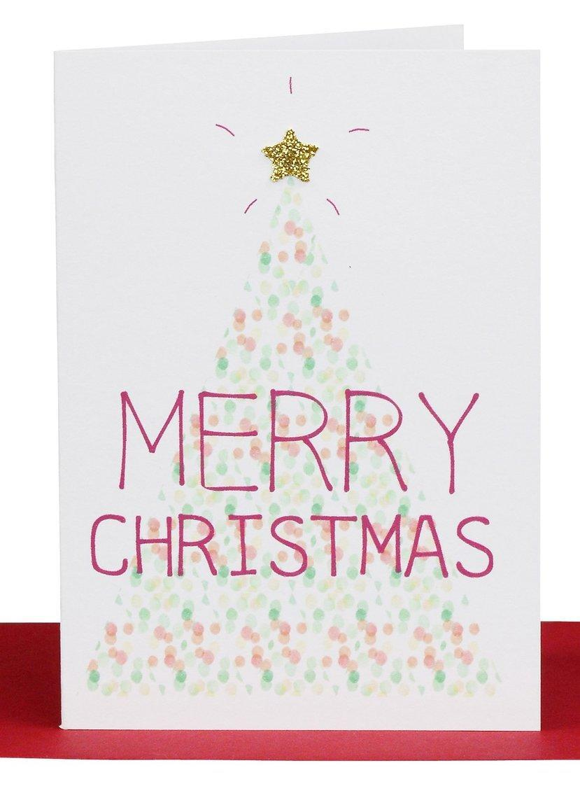 Christmas Gift Card - Tree & Star | Trada Marketplace