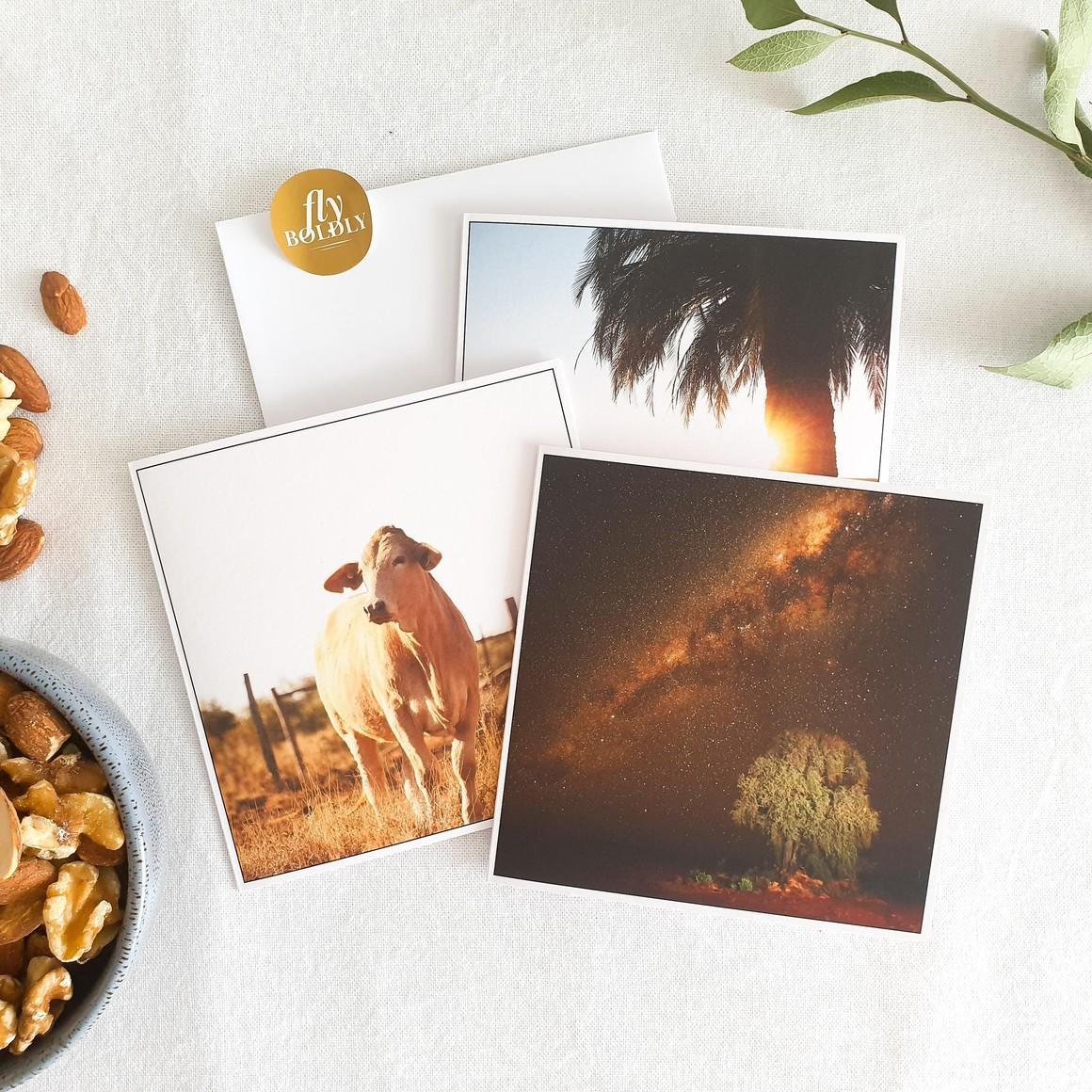 Stillness Greeting Card Collection   Trada Marketplace