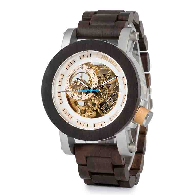 Synergy X Watch (Wood Band) | Trada Marketplace