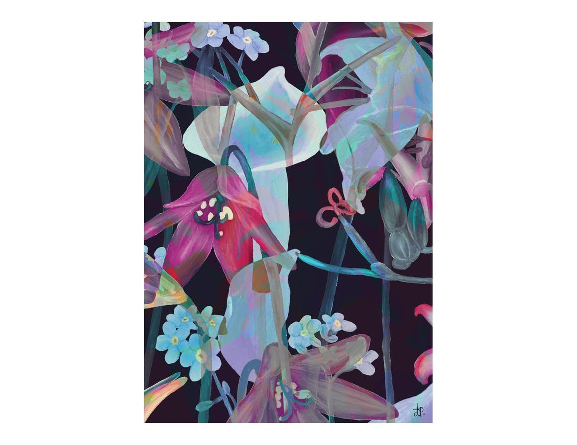 FRUIT TINGLE Artisan A3 Wall Art Print | Trada Marketplace
