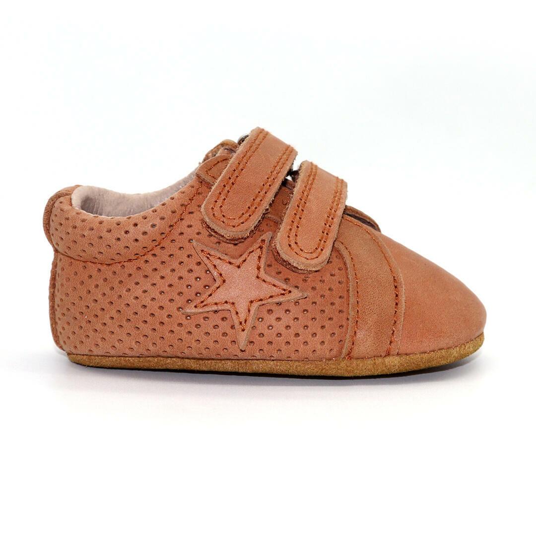 Lonnie Baby Sneaker - Tan | Trada Marketplace
