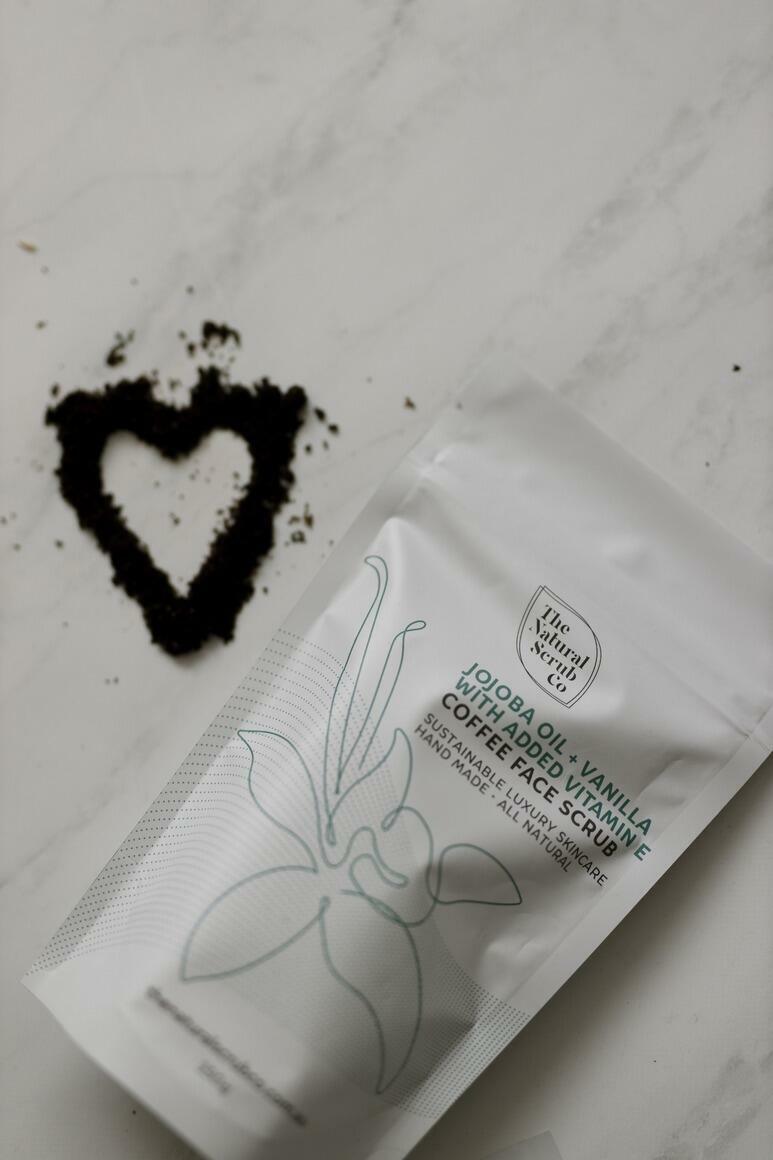 Jojoba & Vanilla Face Scrub   Trada Marketplace