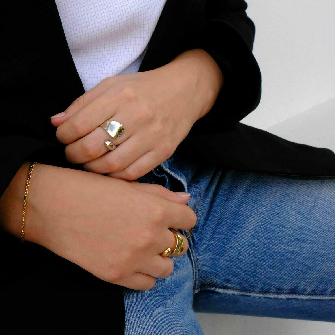 Oracle Ring (Silver) | Trada Marketplace