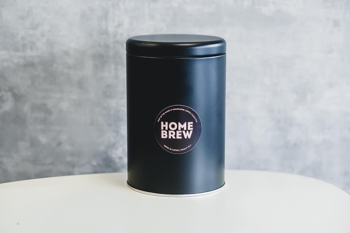 Homebrew 125gm Tin   Trada Marketplace