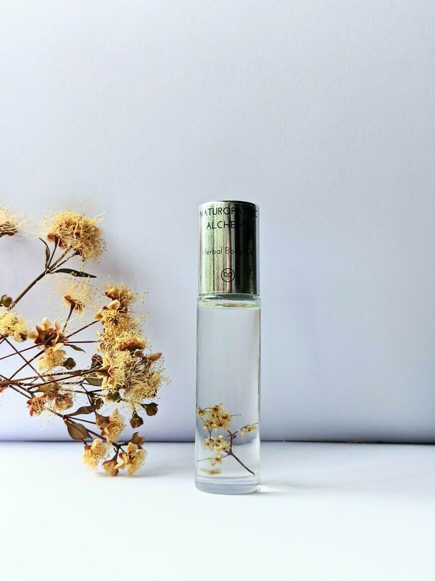 TESTER-Herbal infused Lilly Pilly with Vanilla Caramel essence 10ml   Trada Marketplace