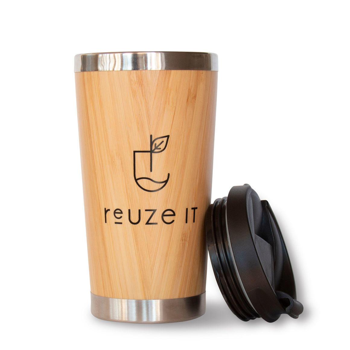Bamboo Coffee Cup   Trada Marketplace