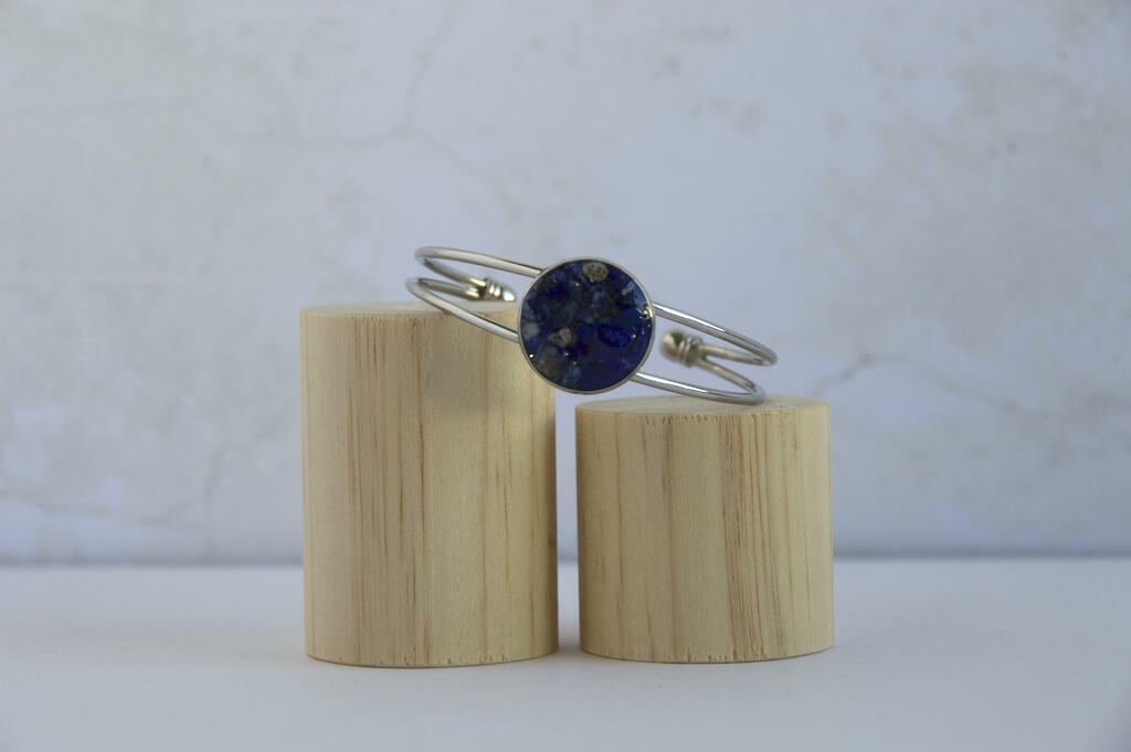Lapis Lazuli Bangle | Trada Marketplace