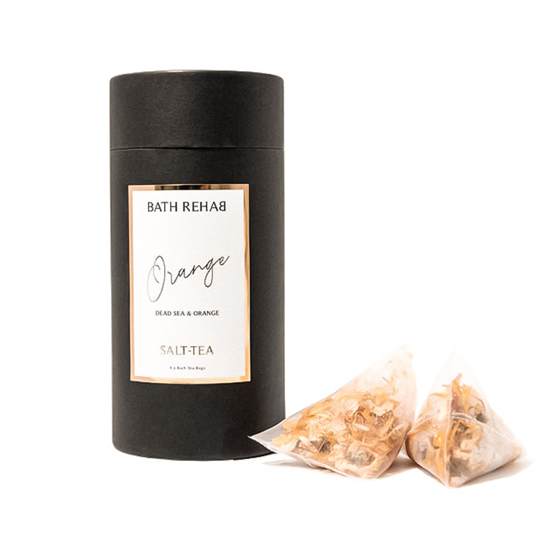 ORANGE SALT-TEA   Trada Marketplace
