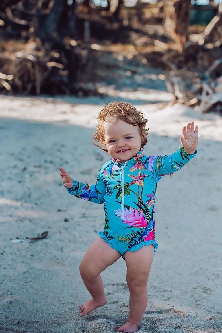 Kingfisher Cove Baby Swimsuit | Trada Marketplace