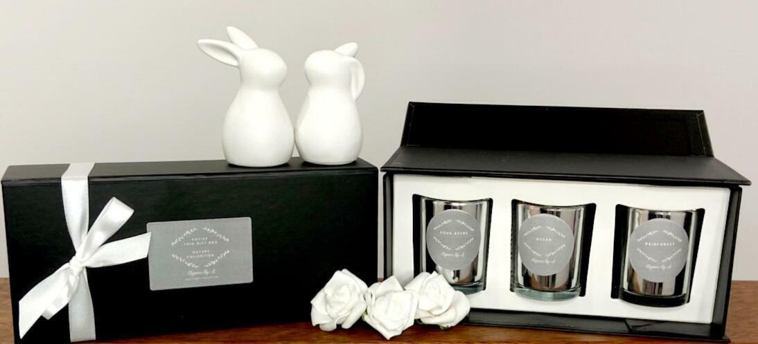 Votive Trio Gift Box   Trada Marketplace