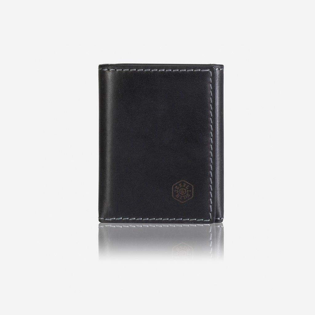 Tri Fold Card Holder BLACK | Trada Marketplace