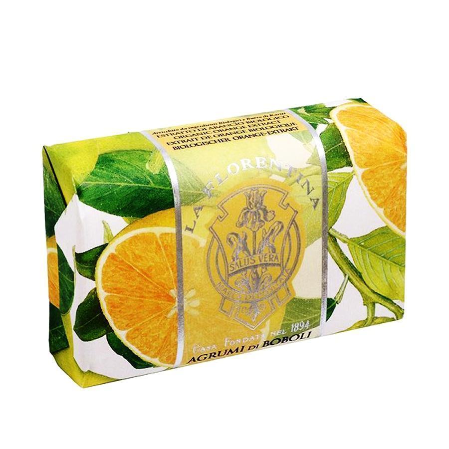 La Florentina Boboli Citrus Bar Soap 200 g   Trada Marketplace