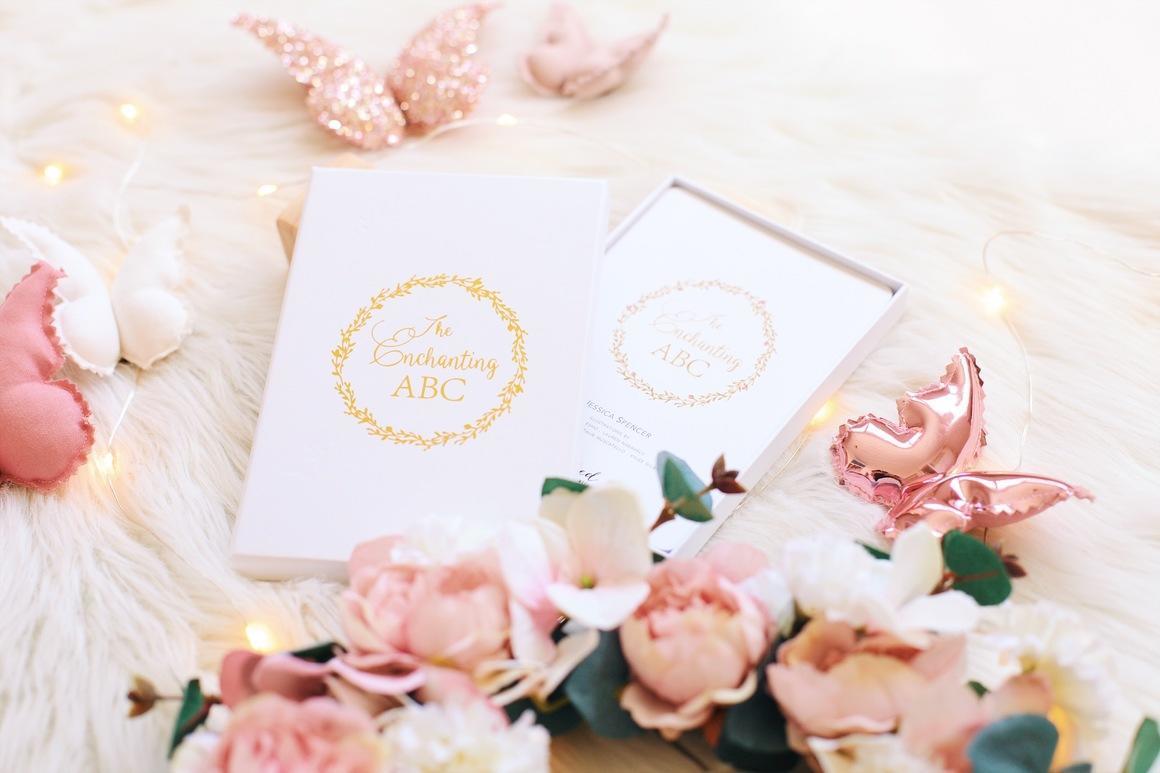 The Enchanting ABC Flash Cards | Trada Marketplace
