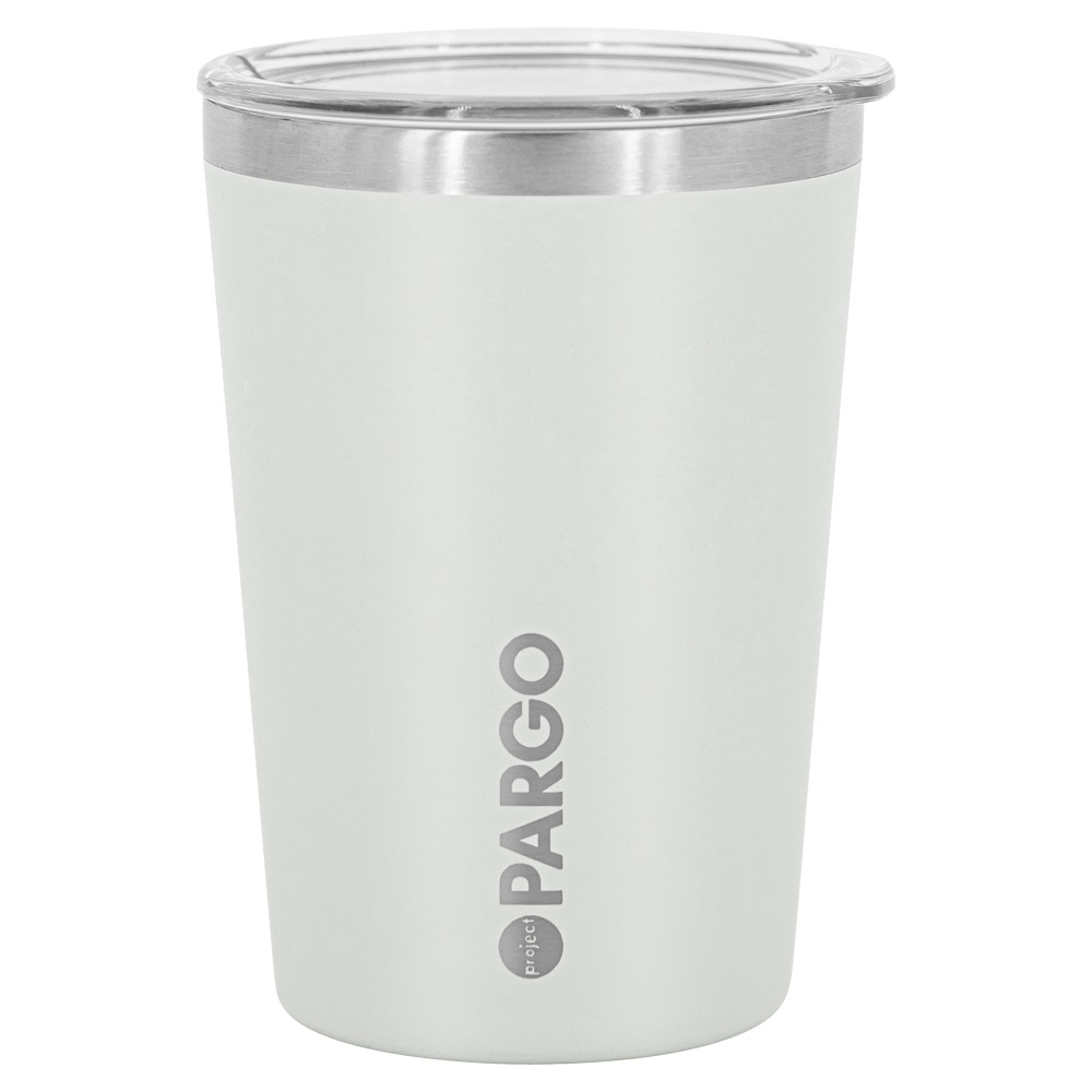 Insulated Coffee Cup BONE White | Trada Marketplace