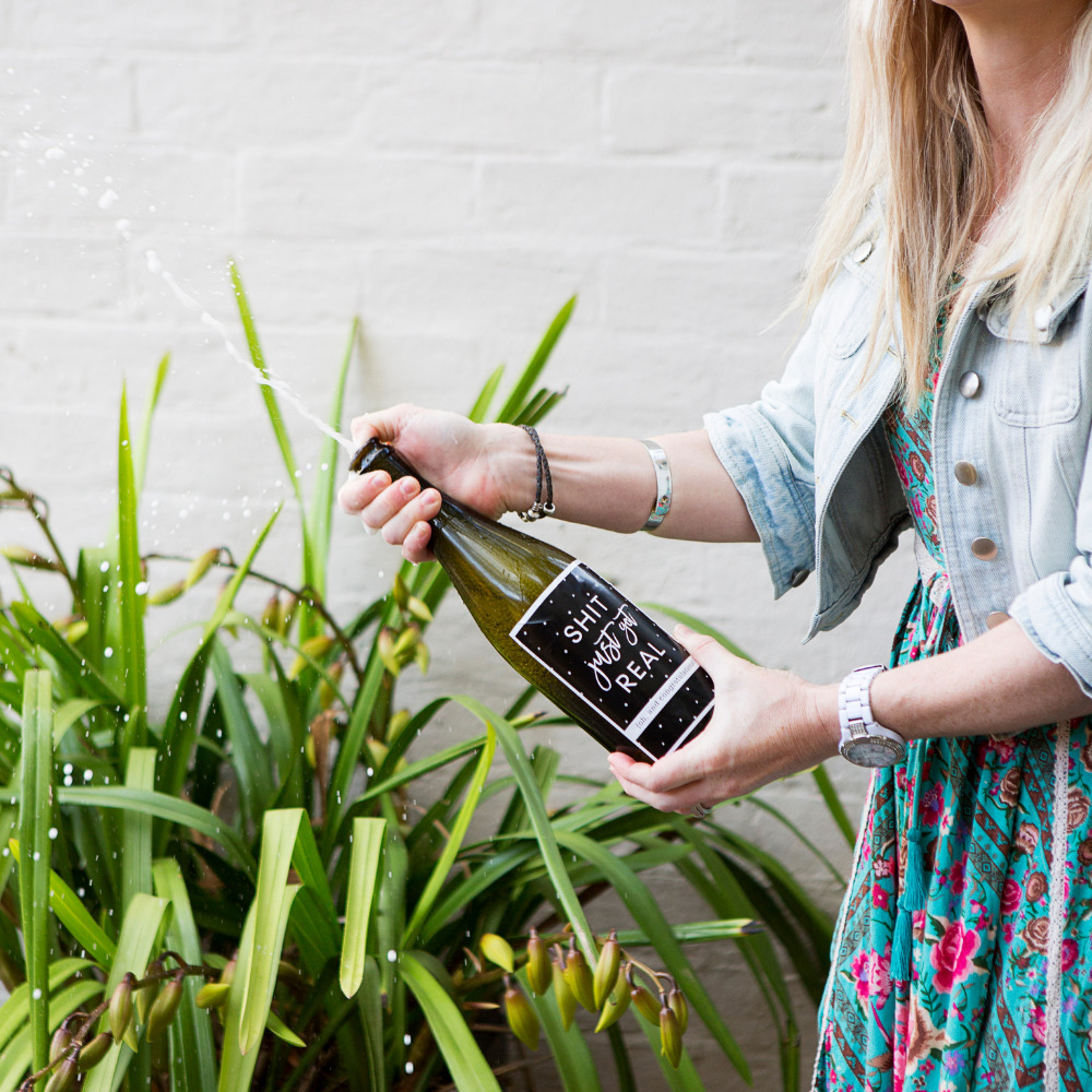 Seriously Wine Labels | Trada Marketplace