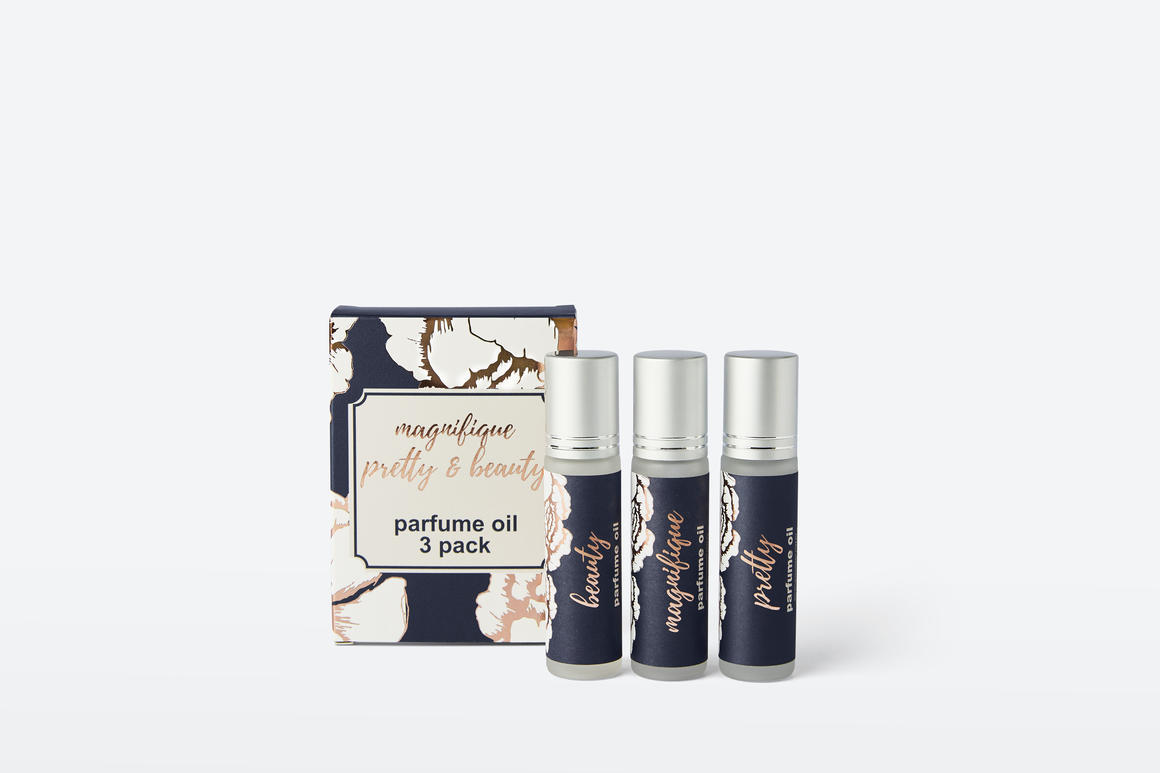 Parfume Oil - Luxe Collection - 3 Pack   Trada Marketplace
