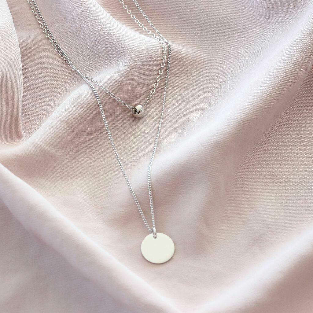 Artemis necklace (Silver) | Trada Marketplace