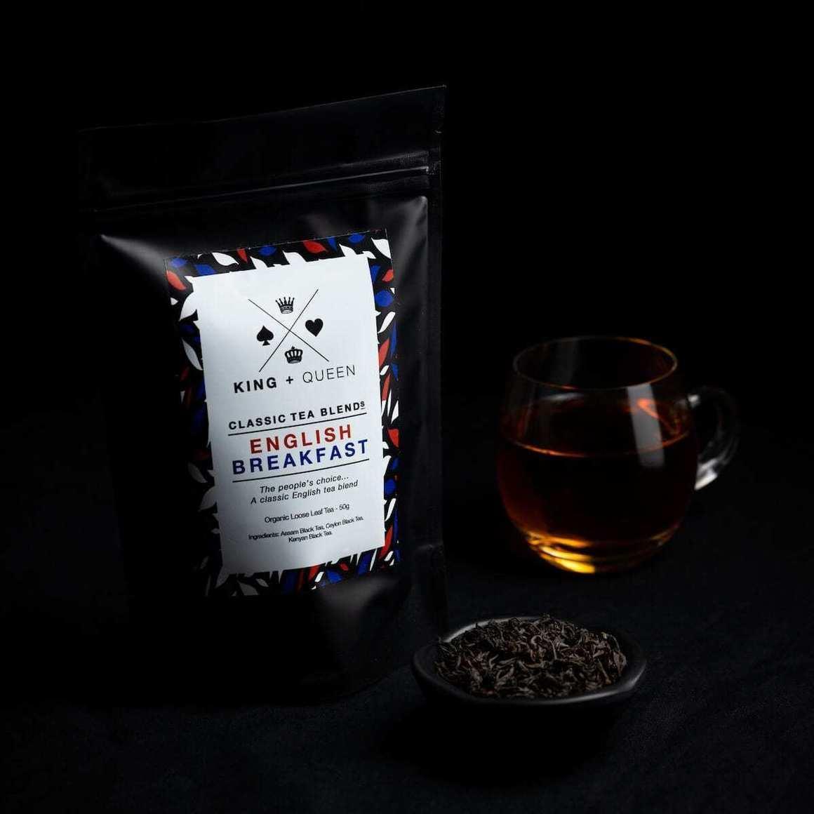 English Breakfast - Organic English Breakfast Tea Blend   Trada Marketplace