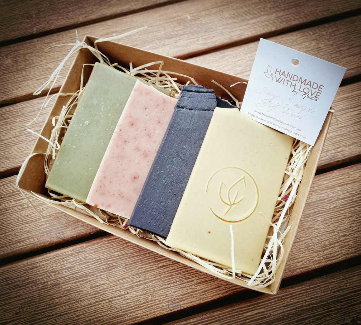 Soap Sample Gift Set | Trada Marketplace
