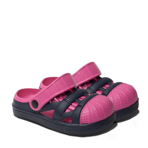 Kids Lightweight Sandals - Pink/Navy | Trada Marketplace
