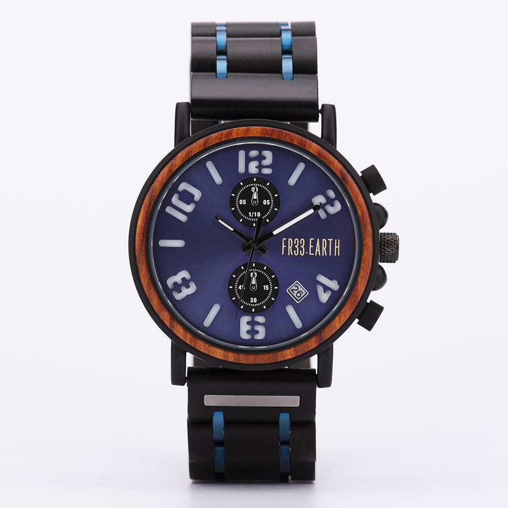 ARCTIC Wood Watch | Trada Marketplace