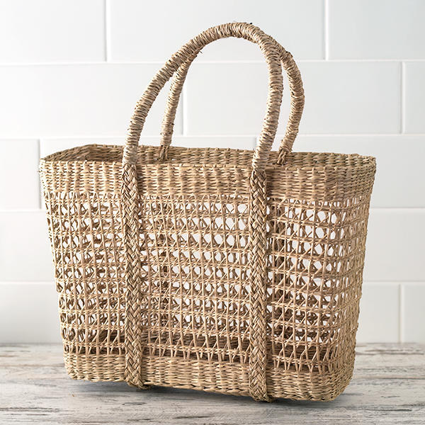 Everyday Seagrass Bags | Trada Marketplace