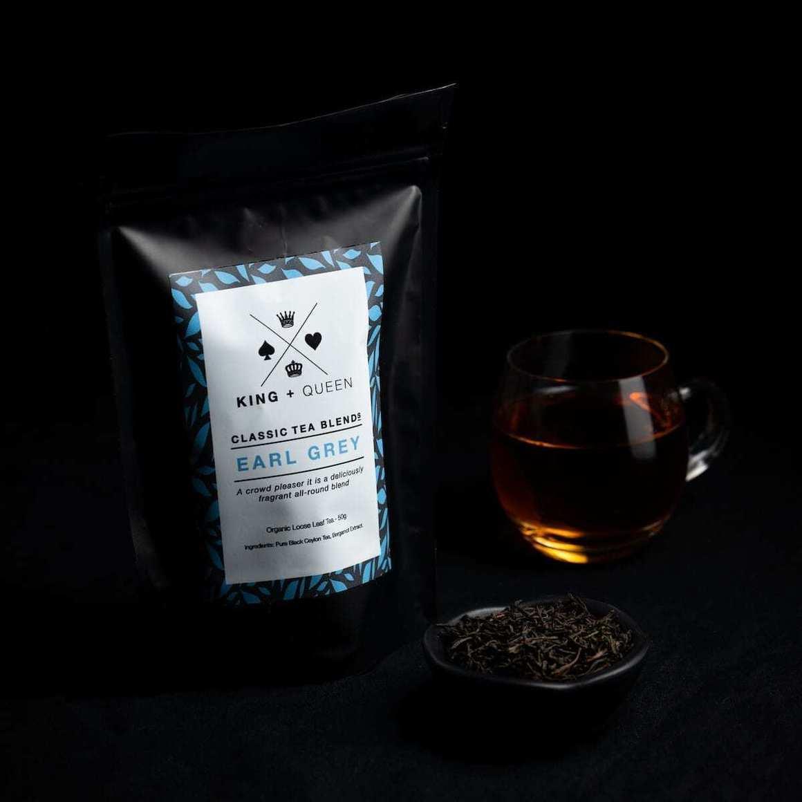 Earl Grey - Organic Earl Grey Tea Blend   Trada Marketplace