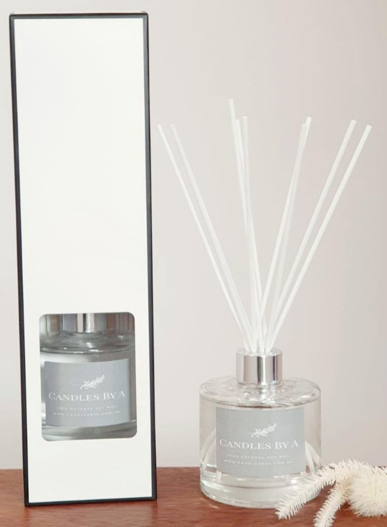 200ml Reed Diffuser (White Reeds)   Trada Marketplace