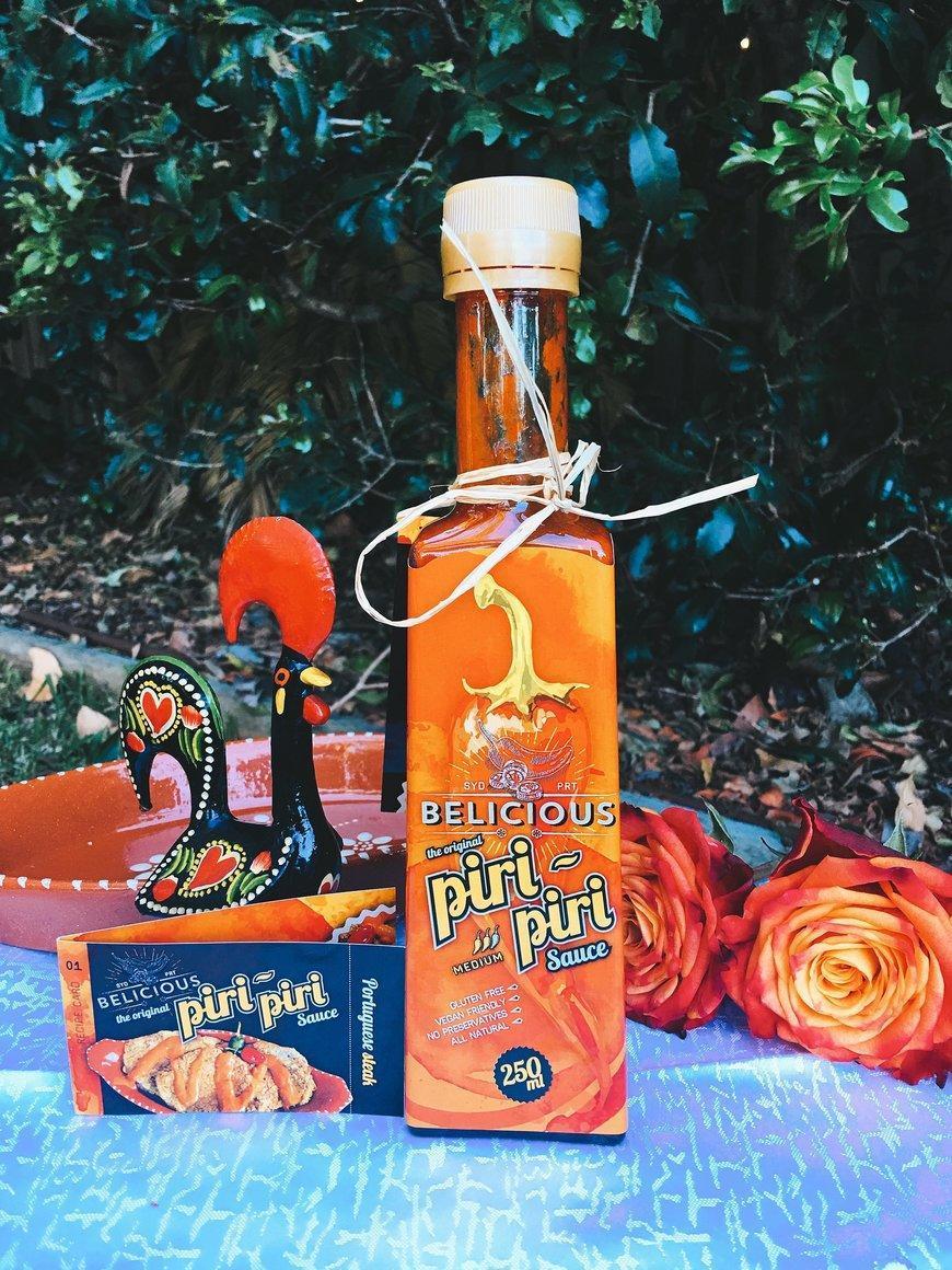 Belicious Hot Sauces - Piri-Piri ( Peri Peri )   Trada Marketplace