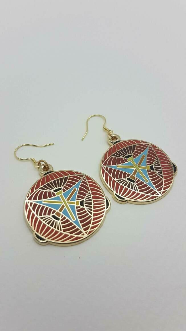 Parasol Earrings | Trada Marketplace