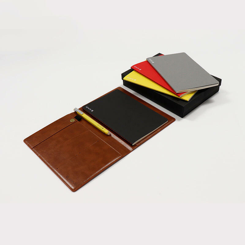 Dr. Peter's Notebook Cover SET- A5 Brown | Trada Marketplace