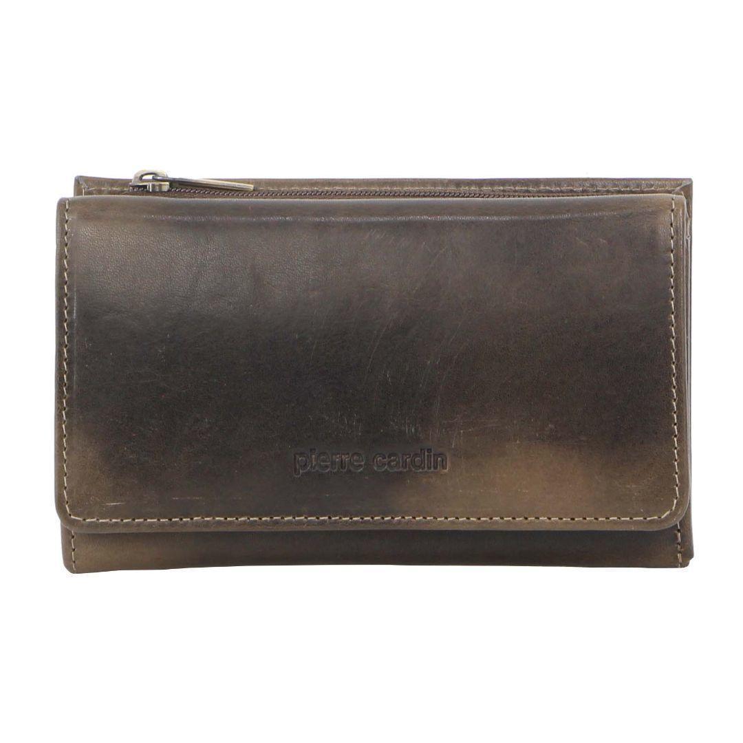 Pierre Cardin Leather Ladies Tri-Fold Wallet   Trada Marketplace